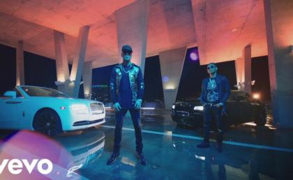 Wisin - Escápate Conmigo (Official Video) ft. Ozuna