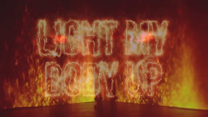 David Guetta feat Nicki Minaj & Lil Wayne – Light My Body Up (Lyric Video)