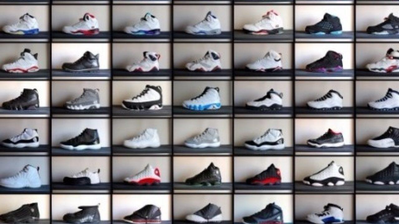 Les sneakers les plus marquantes des années 90 en NBA