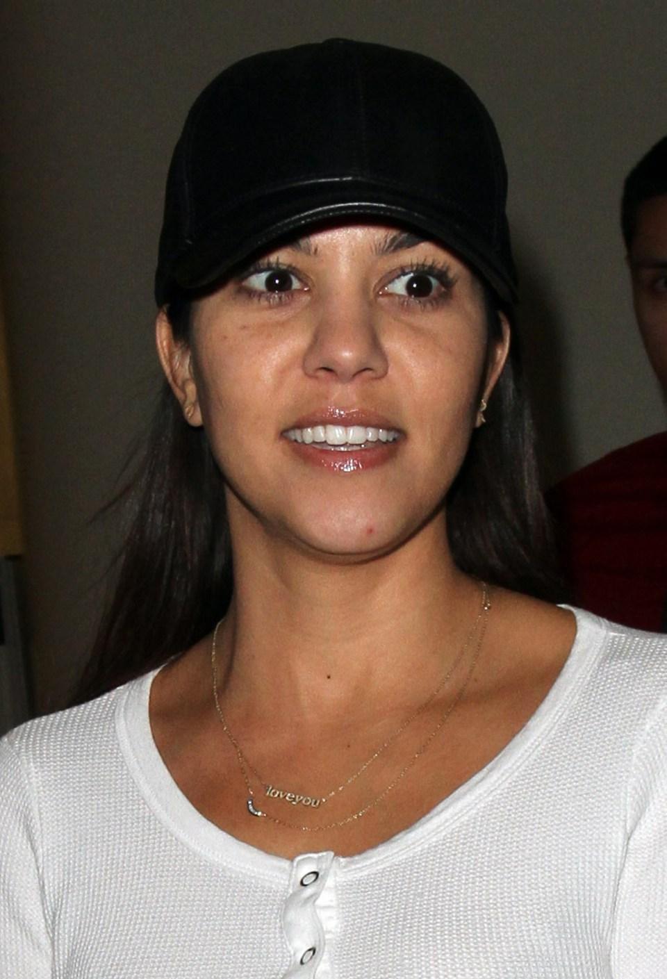 Kylie Kardashian Without Makeup