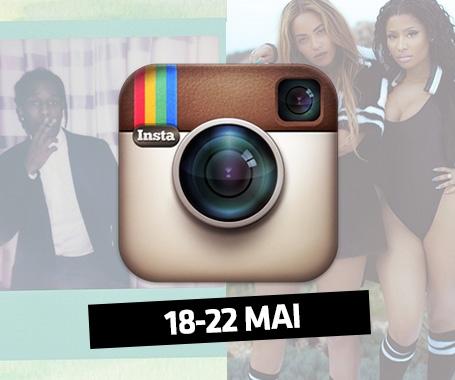 Nicki Minaj, Beyoncé, Meek Mill, Jay Z, Chris Brown   la semaine des stars  sur Instagram f80de2cfb359