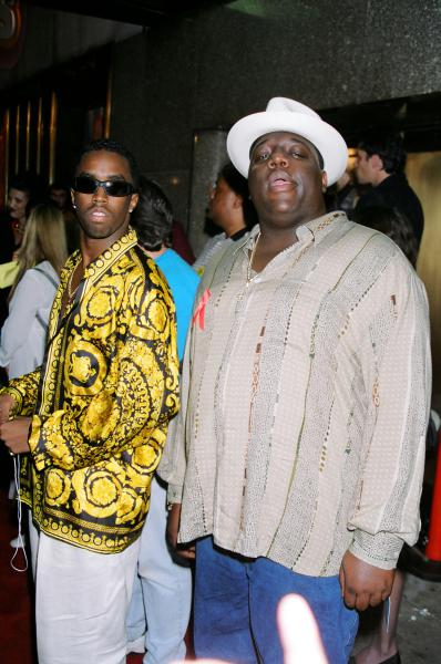 Notorious b i g 5 fa ons dont il a influenc la mode for P diddy maison