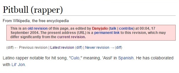 pitbull wikipedia