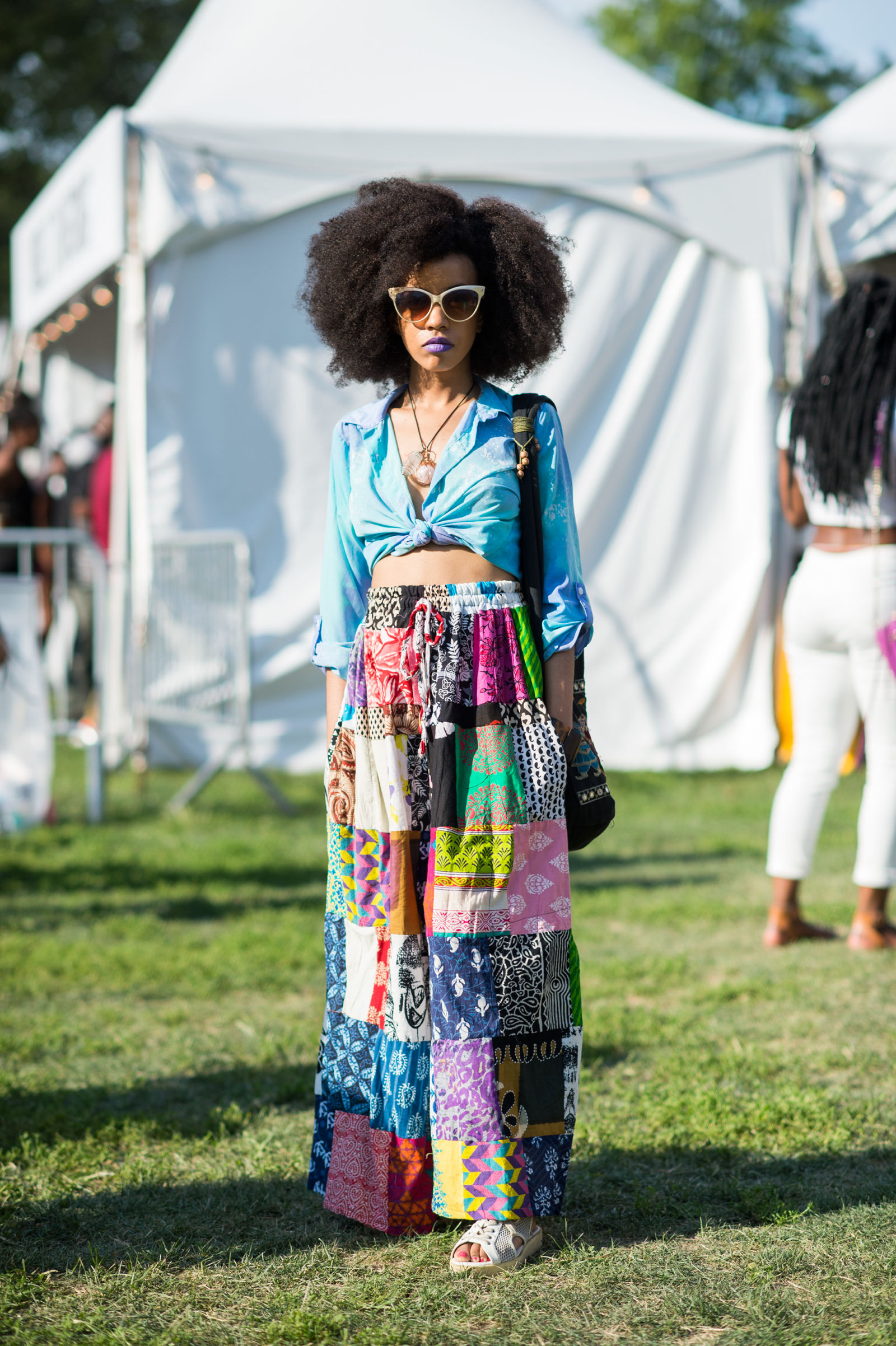 37 stunning looks spotted at Afropunk 2015 - TRACE