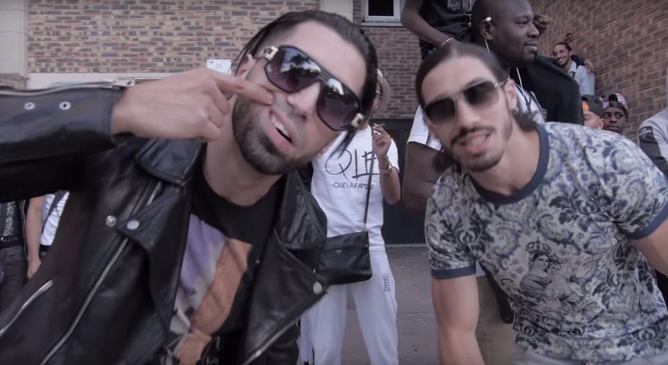 "PNL sort le clip ""Dans Ta Rue"", Booba valide - TRACE"