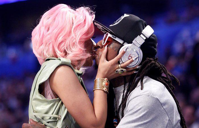 Je veux baiser Lil Wayne