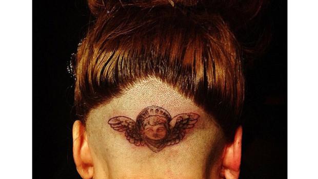 lady gaga tatouage 2