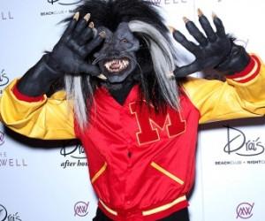 michael jackson werewolf