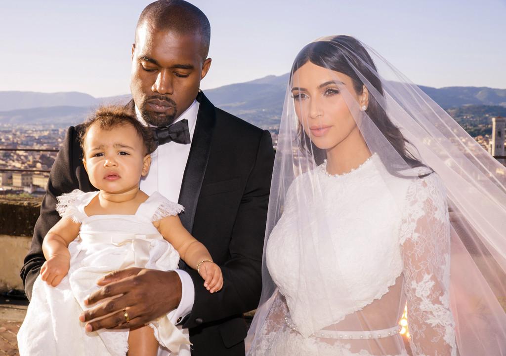 kanye-kim mariage
