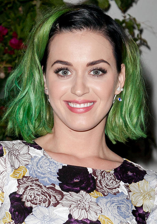 katy perry-coiffure