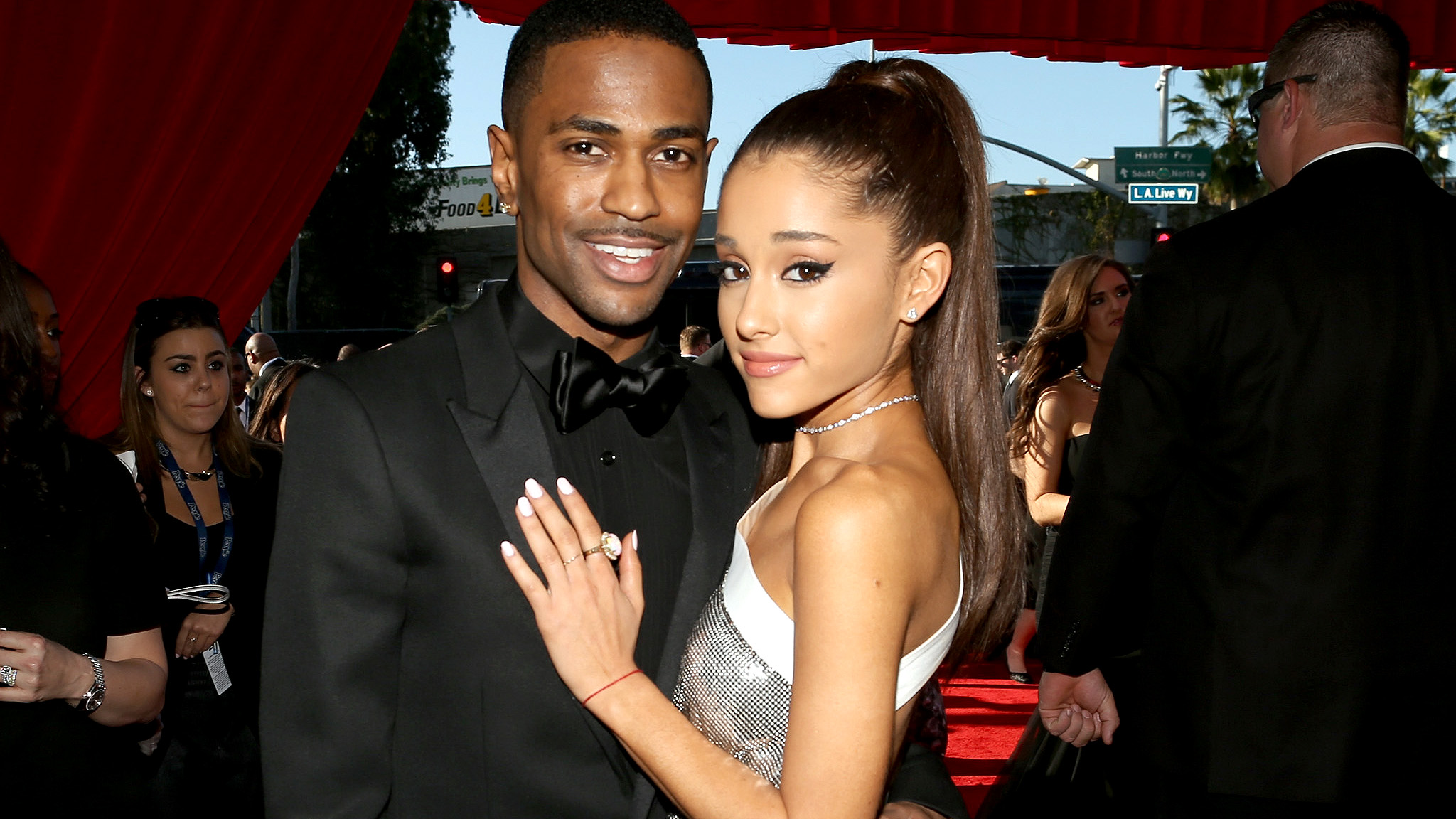 Big Sean-Ariana Grande-couple