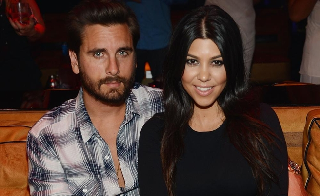 Kourtney Kardashian Celebrates Her Birthday At 1 OAK Nightclub Las Vegas At The Mirage Hotel & Casino