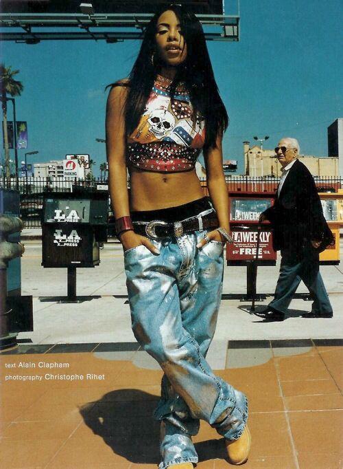 Sur les traces de : la mode Hip Hop des années 2000 - TRACE