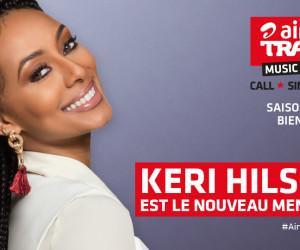Airtel TRACE Music Star : Keri Hilson est la marraine de l'édition 2016 !