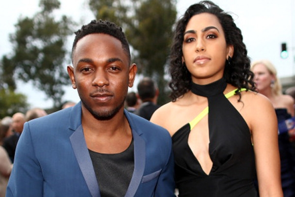 kendrick-lamar-and-whitney-alford