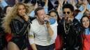Super Bowl : revivez la performance de Beyoncé, Bruno Mars et Coldplay !