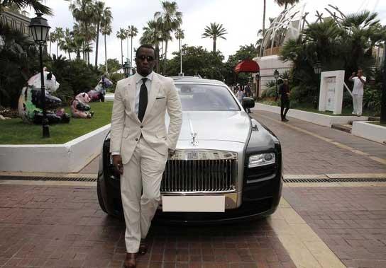 Diddy-Rolls-Royce