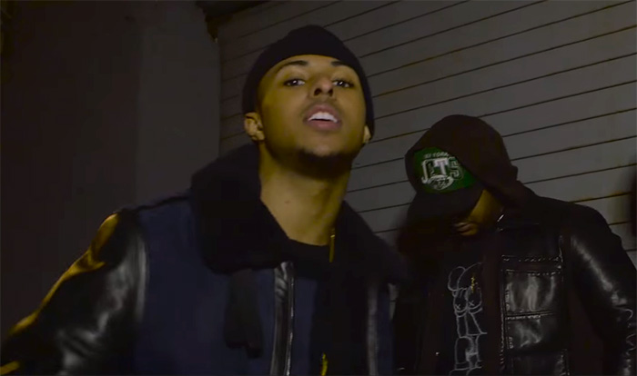 LE CLIP DU JOUR : Diggy Simmons - NY State Of Mind (Freestyle)