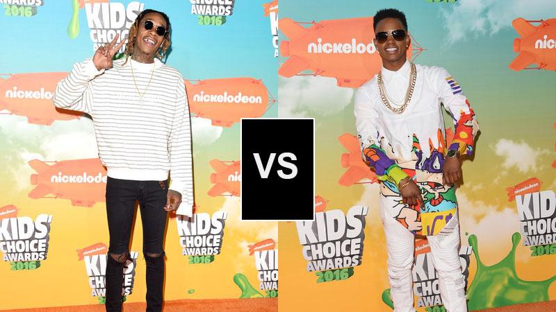 a1c92e529d Le style de la semaine : Silento VS Wiz Khalifa ! - TRACE