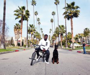Nigel Sylvester: Le champion de BMX affole la toile avec sa video tournée à Los Angeles
