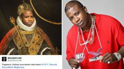 Gucci Mane : le rappeur est sorti de prison, les fans se réjouissent !