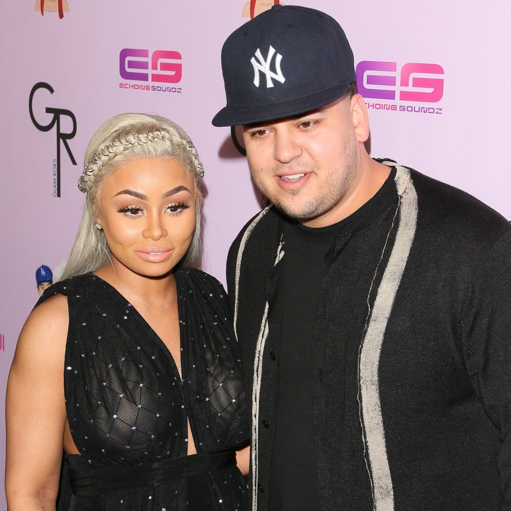 BlacChyna-RobKardashian-Red Carpet-May-2016