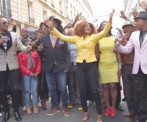 Passi, Charlotte Dipanda, Singuila et d'autres rendent hommage à Papa Wemba dans un remix