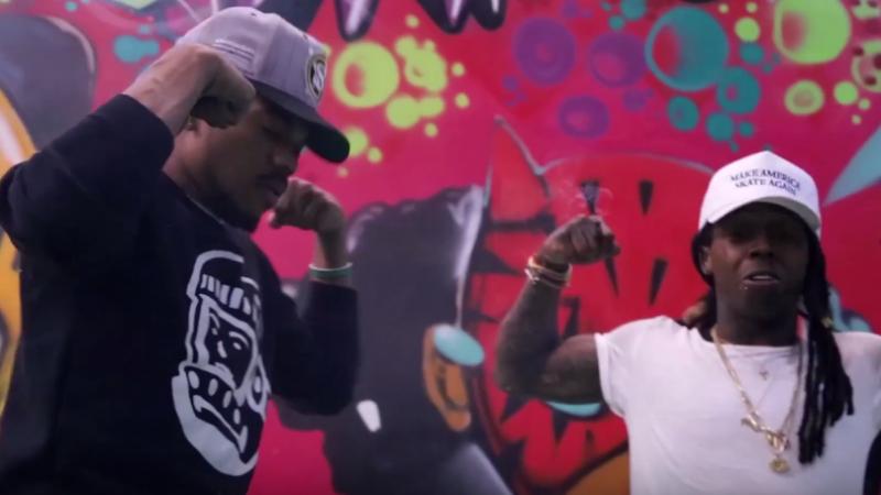 LE CLIP DU JOUR : Chance the Rapper ft. 2 Chainz, Lil Wayne - No Problem