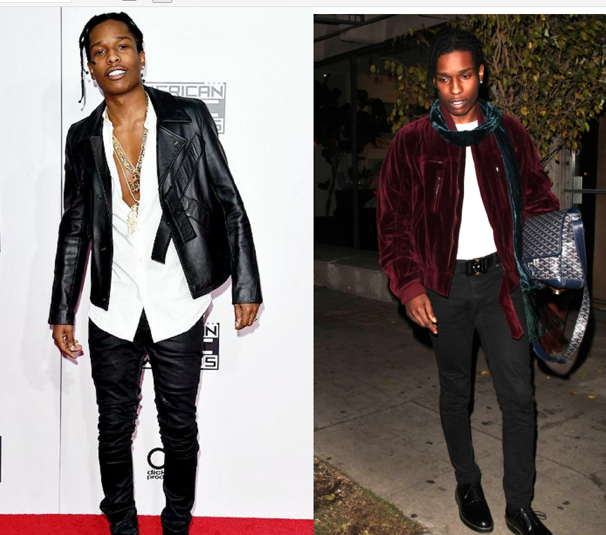 a1cbcb02f52 A ap Rocky becomes the new face of Dior Homme - TRACE