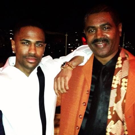 Big Sean et son père