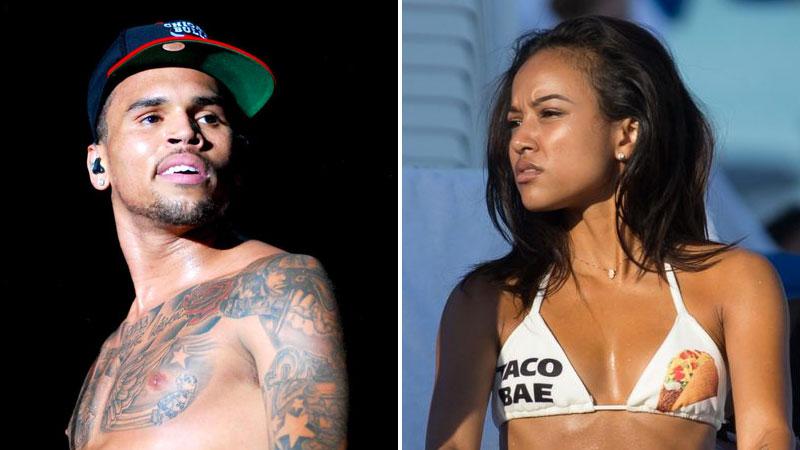 Chris Brown : il attaque (encore) Karrueche et son manager