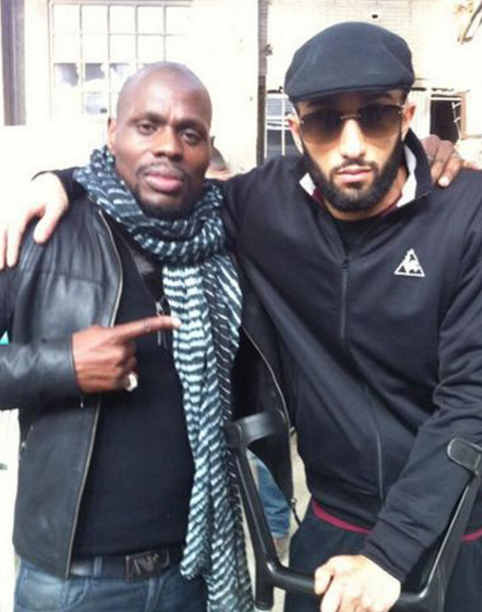 Kery James et Niro