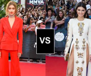 Le style de la semaine : Gigi Hadid VS Kendall Jenner