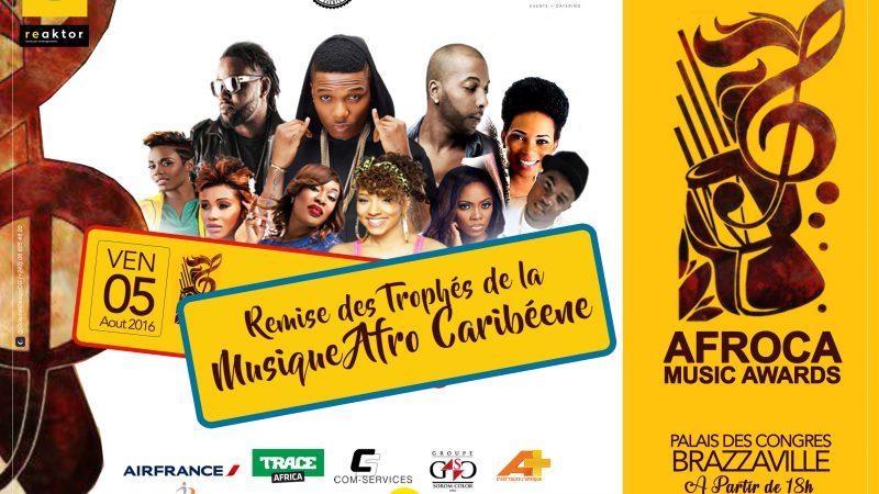 Les Afroca Music Awards : la cérémonie de récompense des musiques afro caribéennes