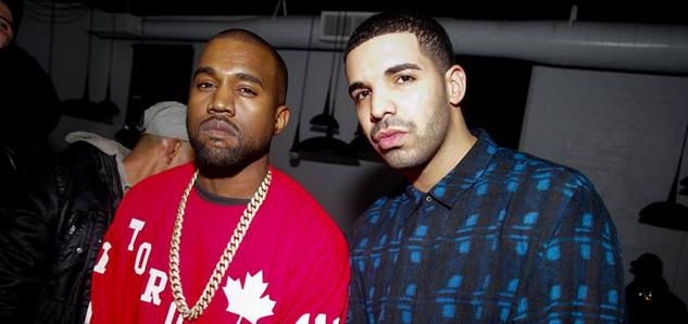 Kanye-West-and-Drake