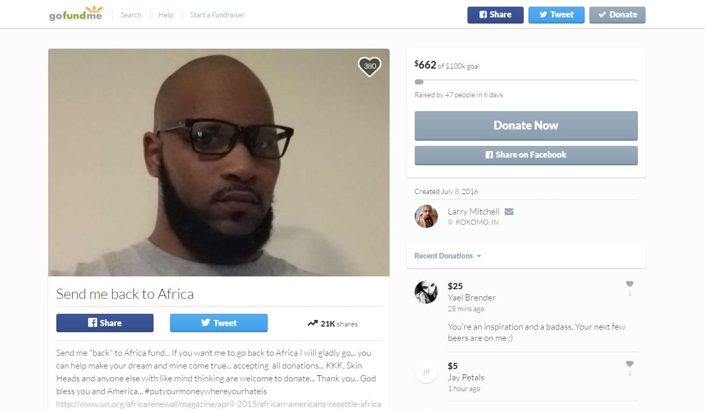 USA : Un militant connu des Black Lives Matter à Baton Rouge relâché