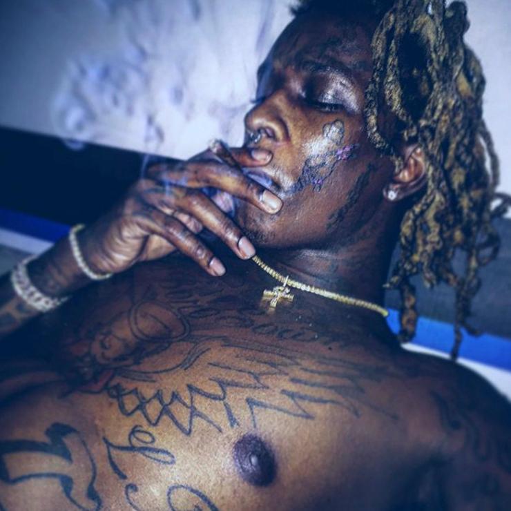 Rick Ross Lil Wayne Kanye West Que Signifient Leurs Tatouages
