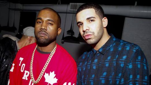 Drake et Kanye West préparent un album commun !