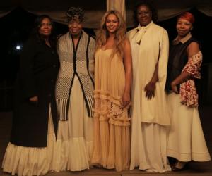 Beyoncé : elle rend hommage aux mères des victimes de bavures policières