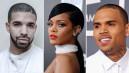 Chris Brown : il trouve que Drake fait le canard avec Rihanna