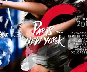 Tandems Paris New York du 5 au 8 Octobre à La Place!