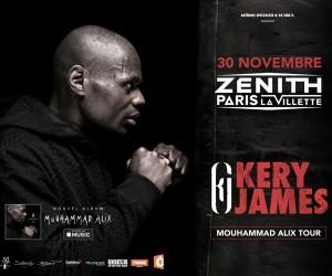 Kery James : en tournée avec le MoHammadAlixTour!