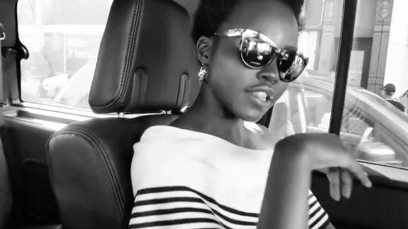Lupita Nyong'o : elle rappe pour la promo du film Queen of Katwe
