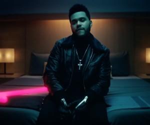 LE CLIP DU JOUR : The Weeknd - Starboy