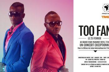 Toofan au salon de l'étudiant africain Tchad