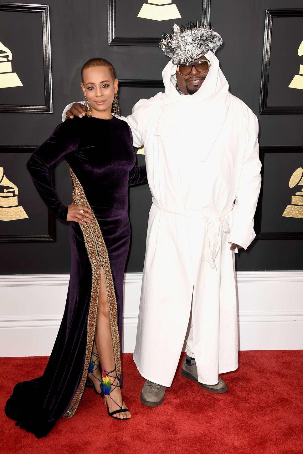 Les Meilleurs Et Les Pires Looks Aux Grammys 2017 Trace