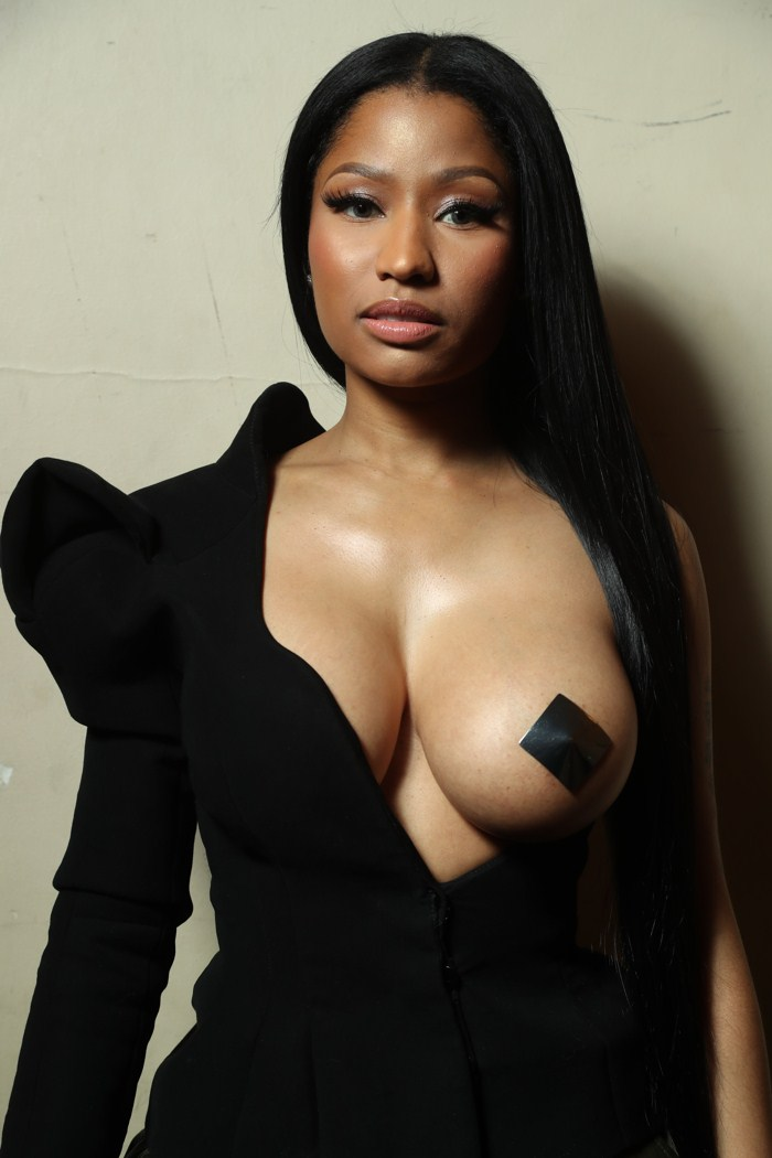 Reine La Fashion Week Nicki Paris De Trace Minaj Nickiinparis gIqEFwxSI