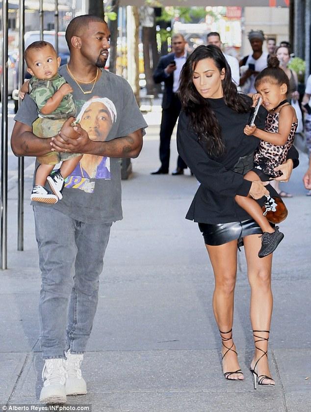 west-kardashian-family