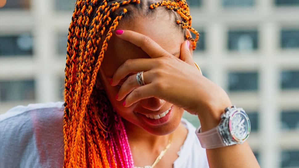 Alicia Keys ose les tresses fluo pour l\u0027été