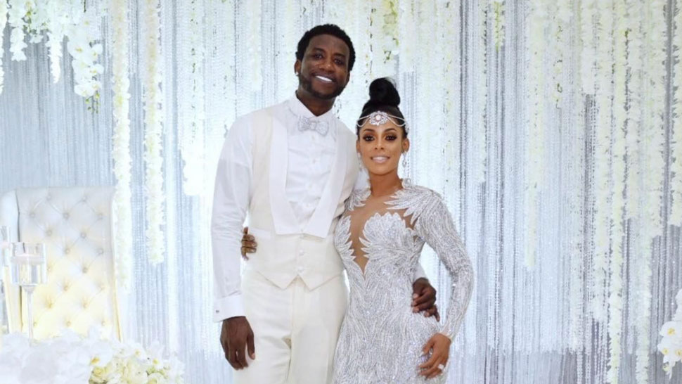 les photos de l incroyable mariage de gucci mane et keyshia ka oir trace. Black Bedroom Furniture Sets. Home Design Ideas